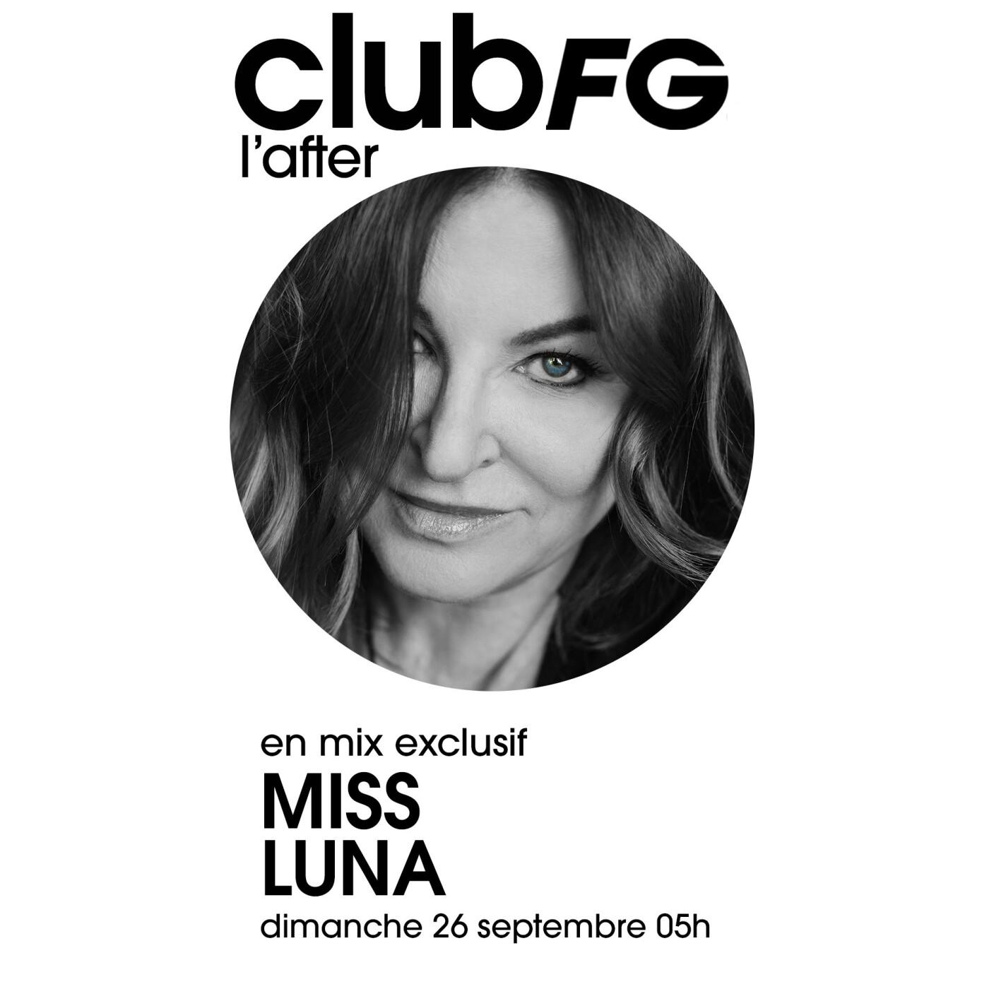 CLUB FG : MISS LUNA