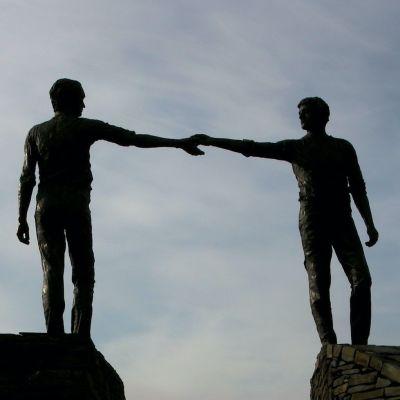 image La réconciliation - Xavier Mainguy