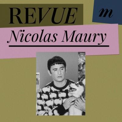 """Nicolas Maury : """"Arrivé à 40 ans, je ne veux plus vivre les choses du coeur tragiquement"""" cover"""