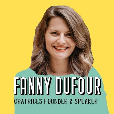 Fanny Dufour, Les Nouvelles Oratrices - La clé de la confiance en soi cover