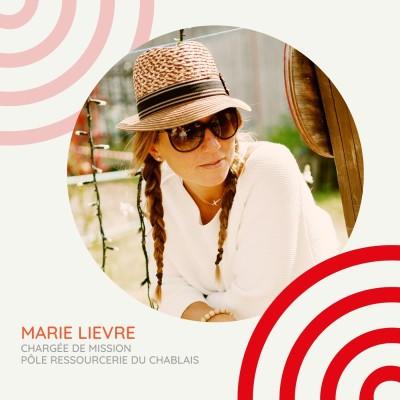 EP#31 Marie Lievre : la vie à tout prix cover