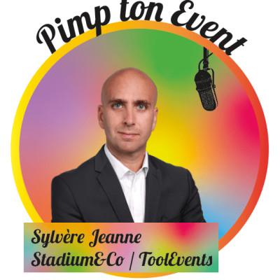 #2 Sylvère Jeanne - Stadium&Co / ToolEvents accompagnent les organisateurs vers la réussite cover
