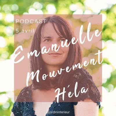 #16 - Emanuelle - Mouvement Héla - Accueillir la diversité cover