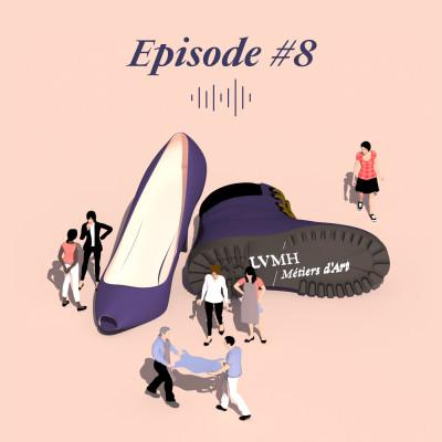 #8 – Séraphine Dhellemmes « Je suis là où je dois être » cover
