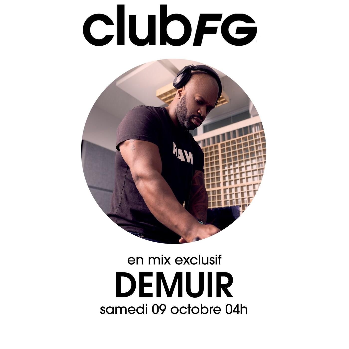 CLUB FG : DEMUIR