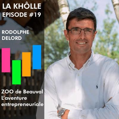 #19 Zoo de Beauval - une aventure unique - Rodolphe Delord cover