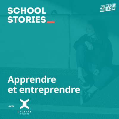 Apprendre et entreprendre - Digital College cover