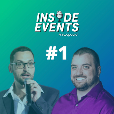 Inside Events Podcast Launch, Hosted by Megan Powers; Episode #1 - Nick Borelli & Julius Solaris cover