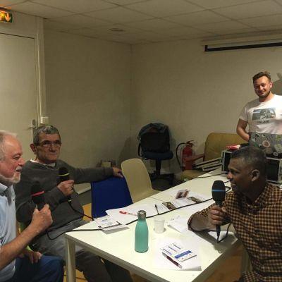 image Radio Bitume - émission n°9 hors les murs / Accueil de La Voûte - enregistrée le 21 mai