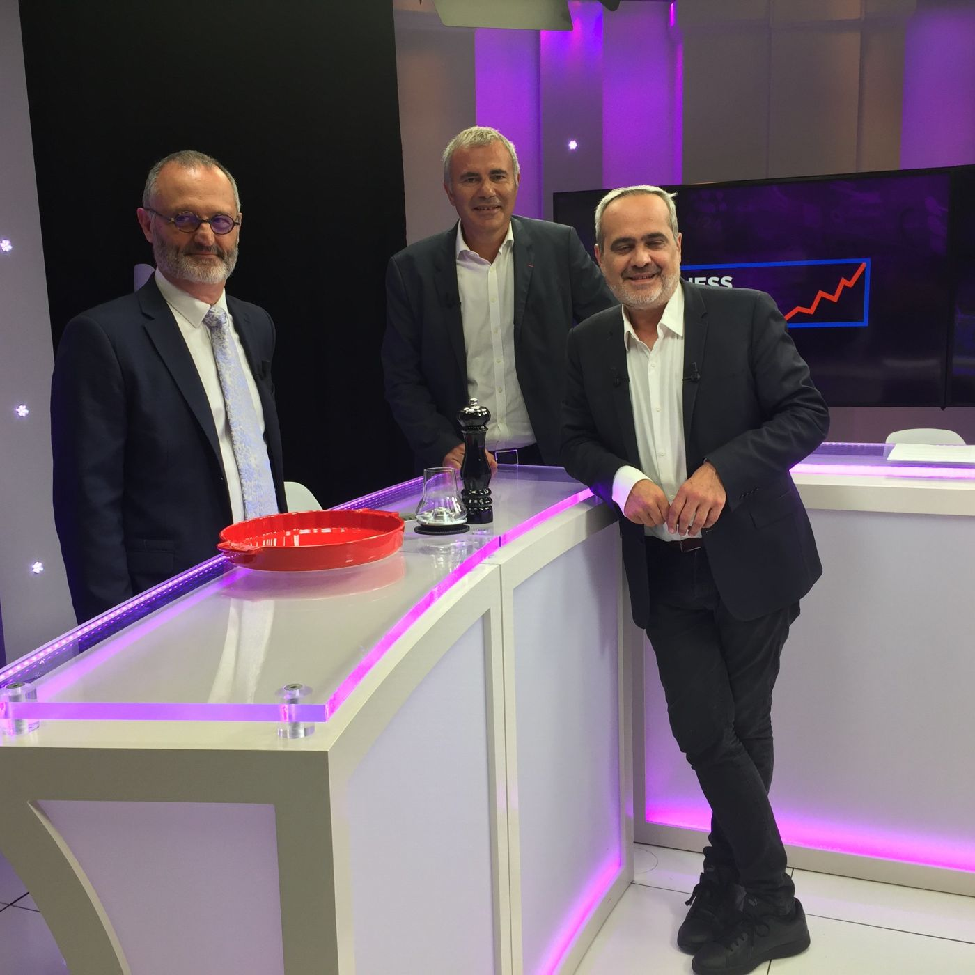 Business Club de France TV S2019 E11 : Eric Denis - Peugeot Saveurs