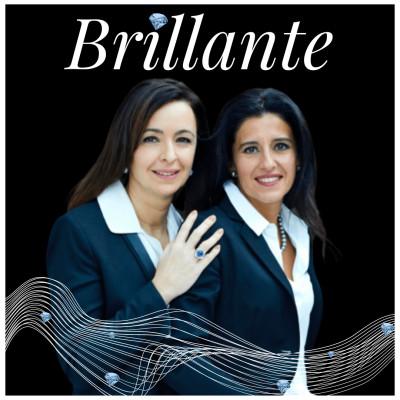 Brillante 12  Myrtille Mousson et Charlotte Wannebroucq, créatrices du salon Timeless JewelsNouvel épisode du 15/10 00:50 cover