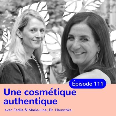 Marie-Line & Fadila, à la découverte d'une cosmétique authentique (Dr. Hauschka) cover