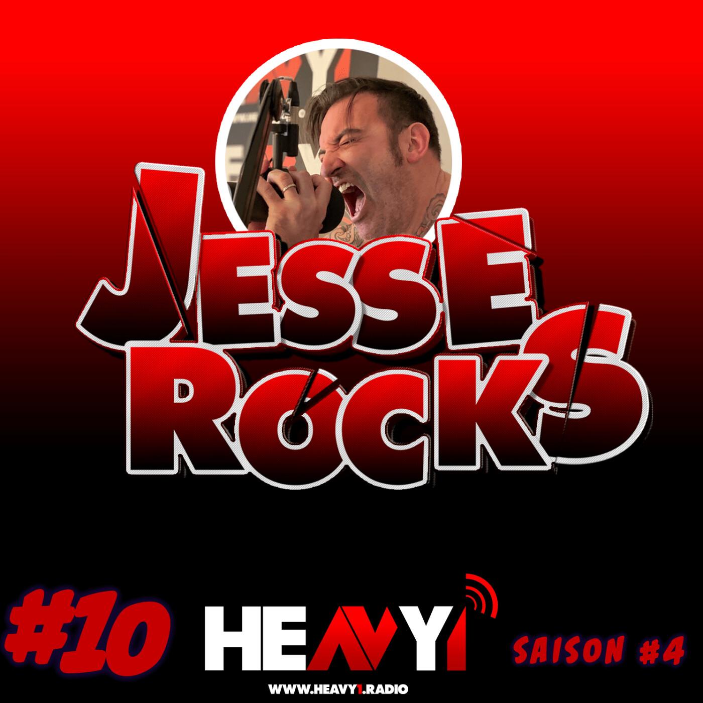 Jesse Rocks #10 Saison 4