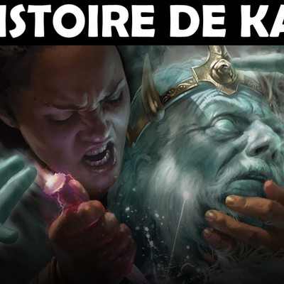 [FAIT OU FICTION #24] L'histoire de Kaya & des complots de Conspiracy | Magic: The Gathering cover