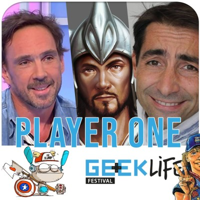 Player One, le magazine culte (Geek Life Festival) cover