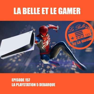 Episode 157: La Playstation 5 débarque! cover