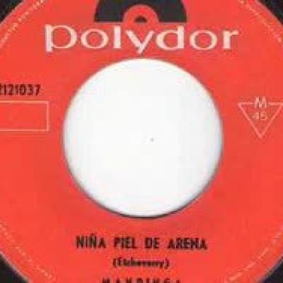 Micros & sillons 3 // 9 - MANDIGUA - Niña Piel de Arena cover