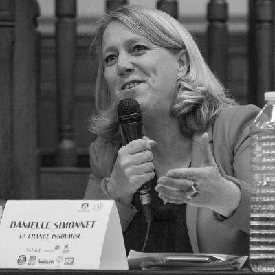 INSTANTS CHOISIS - Danielle Simonnet, France Insoumise.  Ubérisation : quelles solutions ? cover