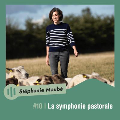 🐑 Aventure #10 - Stéphanie Maubé - La symphonie pastorale cover