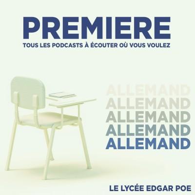 Première - Allemand - A VENIR - 10/07 cover