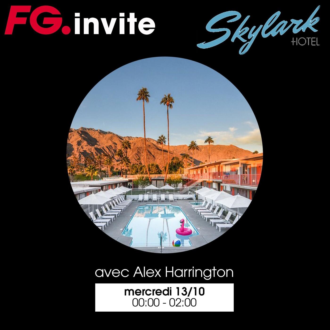 FG INVITE : LE SKYLARK HOTEL