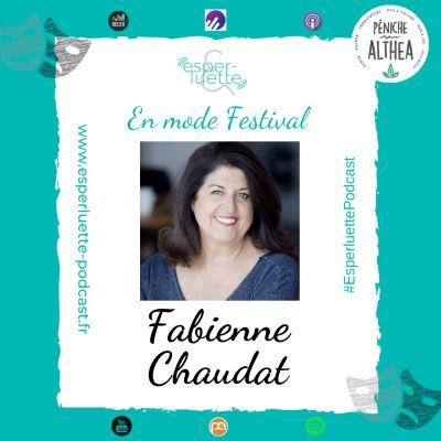 """image """"En mode Festival"""" - Fabienne Chaudat - Et pendant ce temps Simone veille !"""