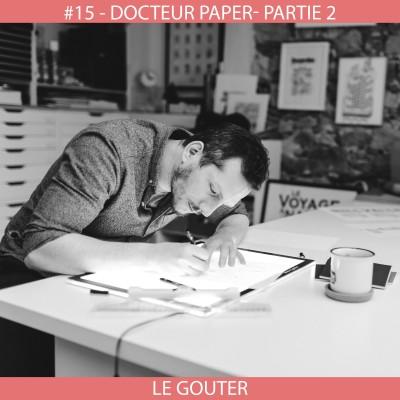 #04 - Carte Blanche - Docteur Paper Part 2 cover