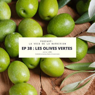 Les Olives Vertes cover