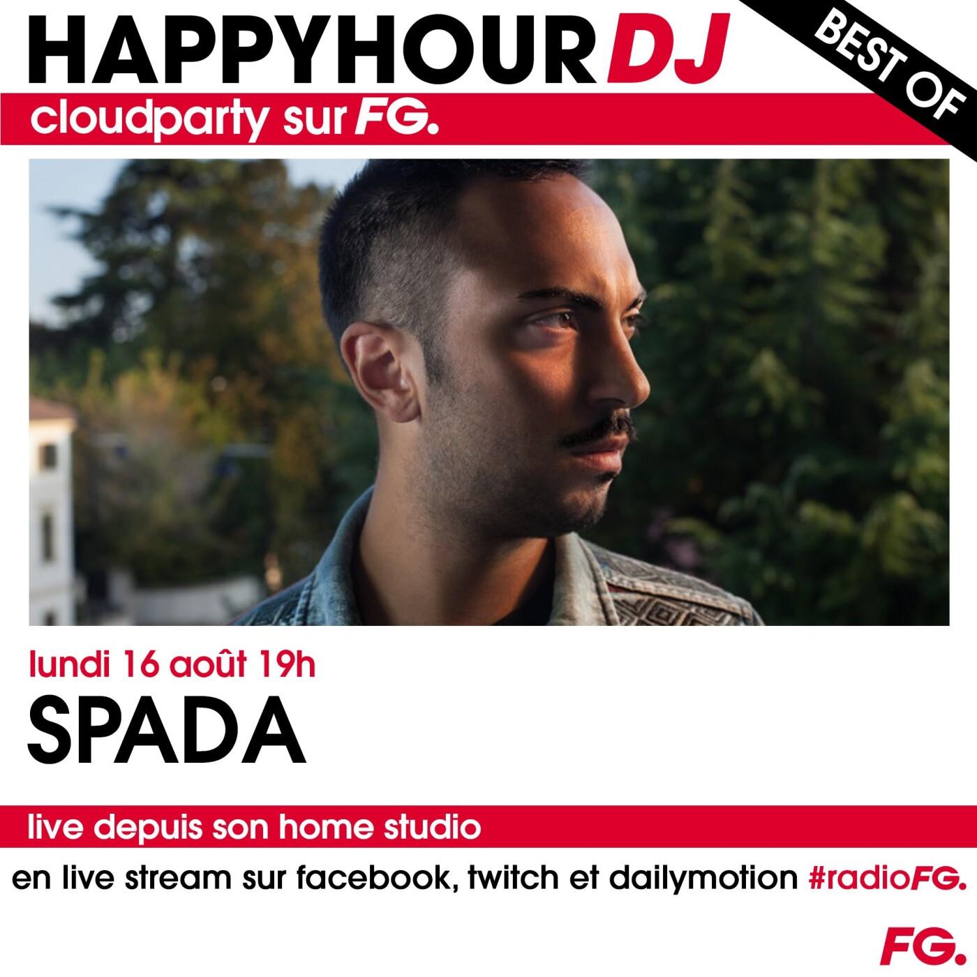 HAPPY HOUR DJ BEST OF : SPADA