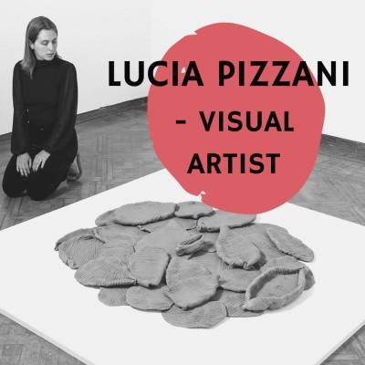#9 - Lucia Pizzani - Visual Artist cover