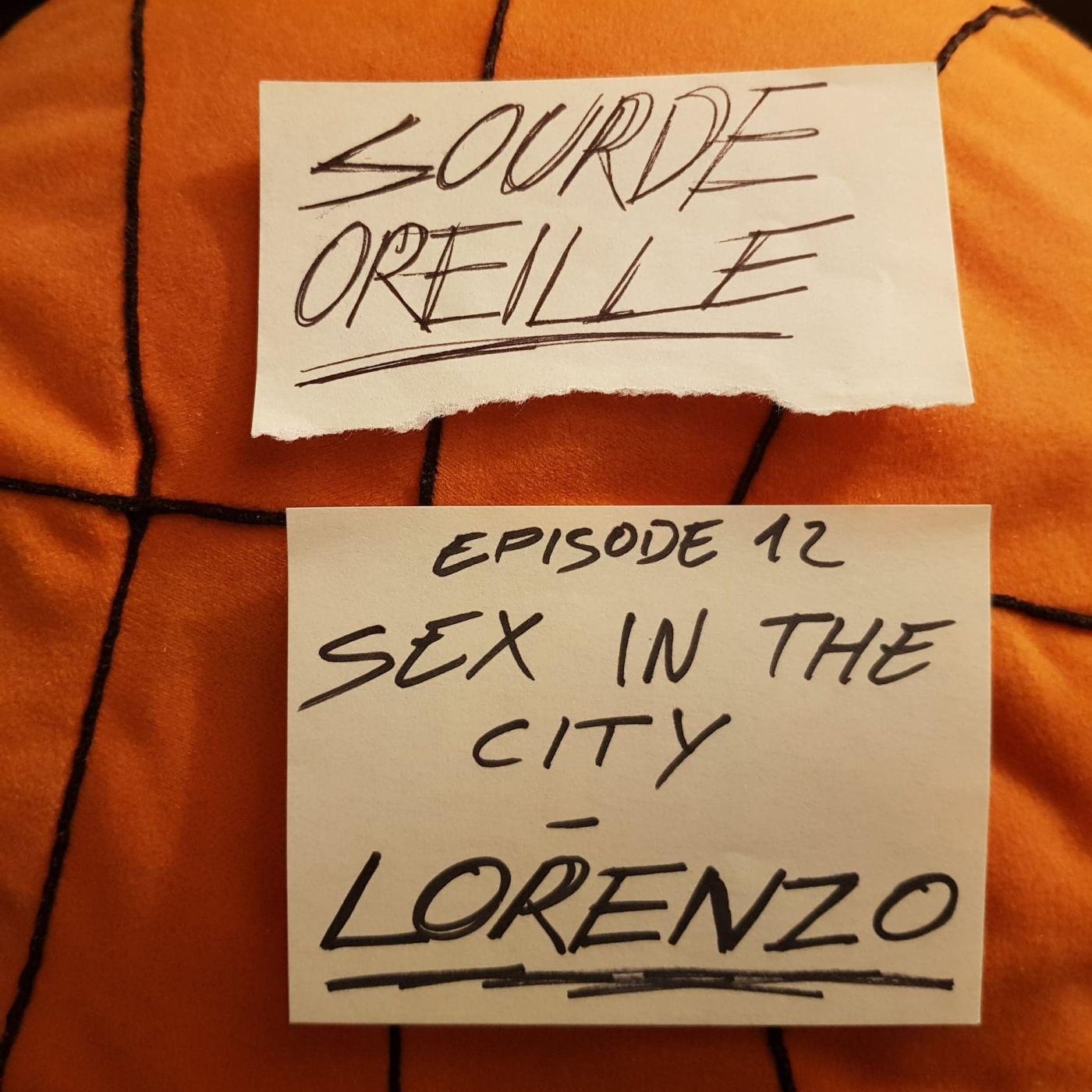 Lorenzo - Sex In The City (ce genre de nouvo album)