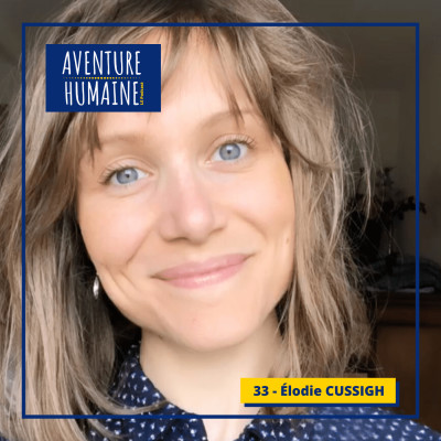 #33 - 🎙Elodie CUSSIGH 👼- Doula, une reconversion passionnante ! cover