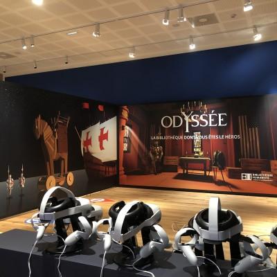Sélestat : Odyssée, la nouvelle expérience virtuelle de la Bibliothèque Humaniste cover