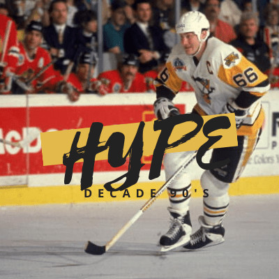 HypePodcast Ep 19 NHL & MLS : LA DECADE 90 MARIO LEMIEUX x  SOCCER WORLD CUP 94