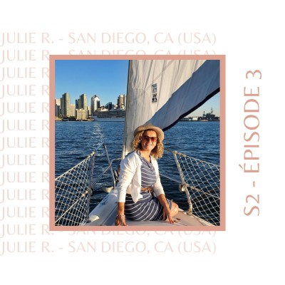 S2E3 - Julie (USA) : Celle qui s'était réinventée en Californie cover