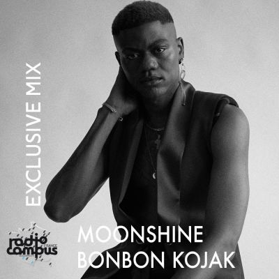image Bonbon Kojak - Moonshine | Exclusive mixtape | Campus Club