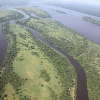 Le Congo. Roland Pourtier cover