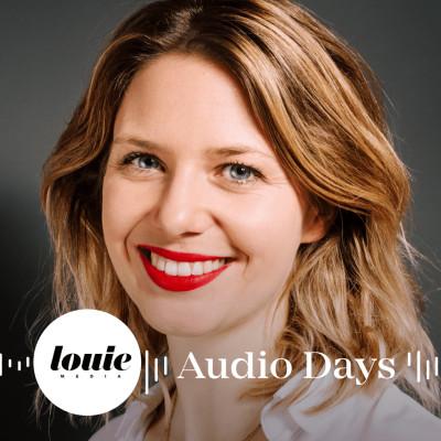 L'intimité de l'audio pour repositionner une marque (Katia Sanerot - Louie Media) cover
