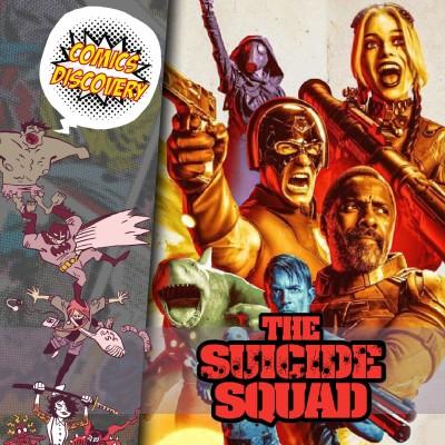 ComicsDiscovery S05Bonus : The Suicide Squad cover