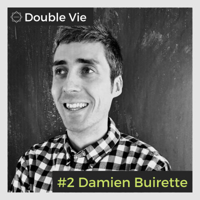 #2 Damien Buirette — Écrivain, financier et logisticien cover
