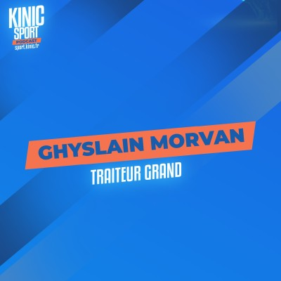 #5 - Ghyslain Morvan : Traiteur Grand cover