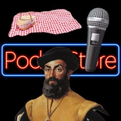 PodcaStore #38 - Musique de Pique-Nique cover