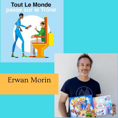 16#-Erwan Morin, magicien et créateur de jeux de société, bienvenu dans son univers cover