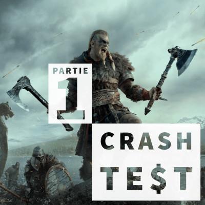#CrashTest - Assassin's Creed Valhalla - Un raid viking réussi ? cover