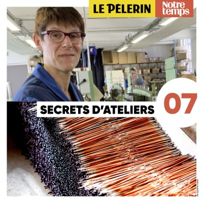 """Karine (Orne) """"À la manufacture Bohin, les aiguilles ont du peps !"""" cover"""