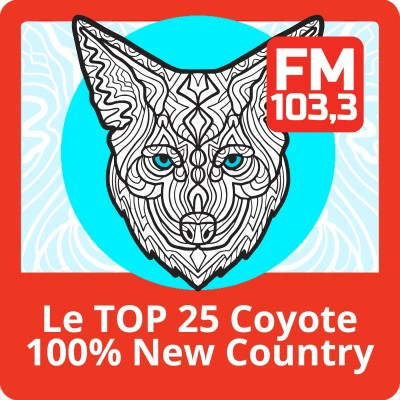 Image of the show Le Top 25 New Country