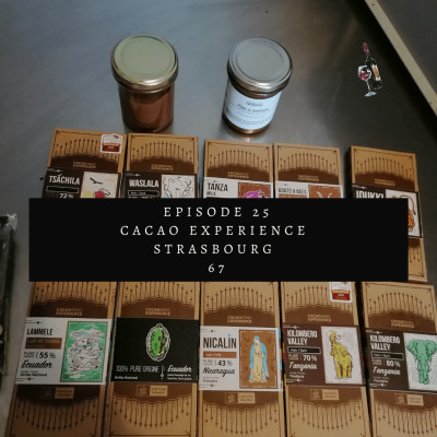 #25: La micro chocolaterie Cacao expérience à Strasbourg cover