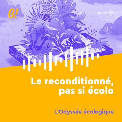 Chut N°4 L'Odyssée écologique - Reconditionné, pas si écolo cover