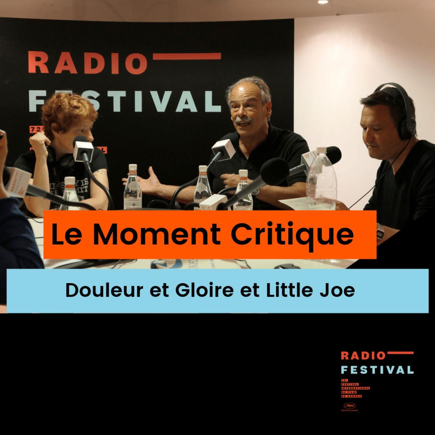 Douleur et Gloire et Little Joe - Le Moment Critique - 18 mai 2019