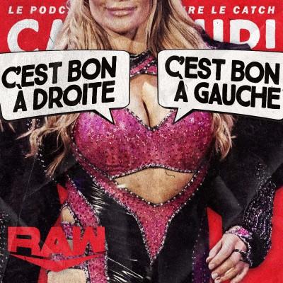 Catch'up! WWE Raw du 11 octobre 2021 — Le code de la déroute cover